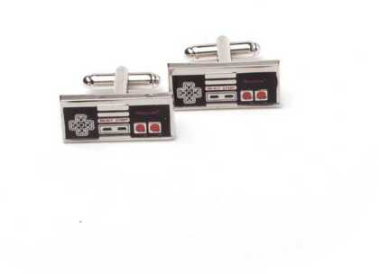 Nintendo - Controller Cufflinks