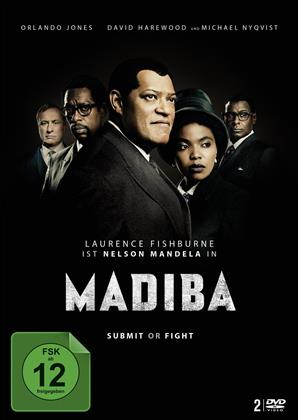 Madiba - TV Mini-Serie (2 DVDs)