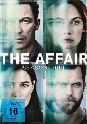The Affair - Staffel 3 (4 DVDs)