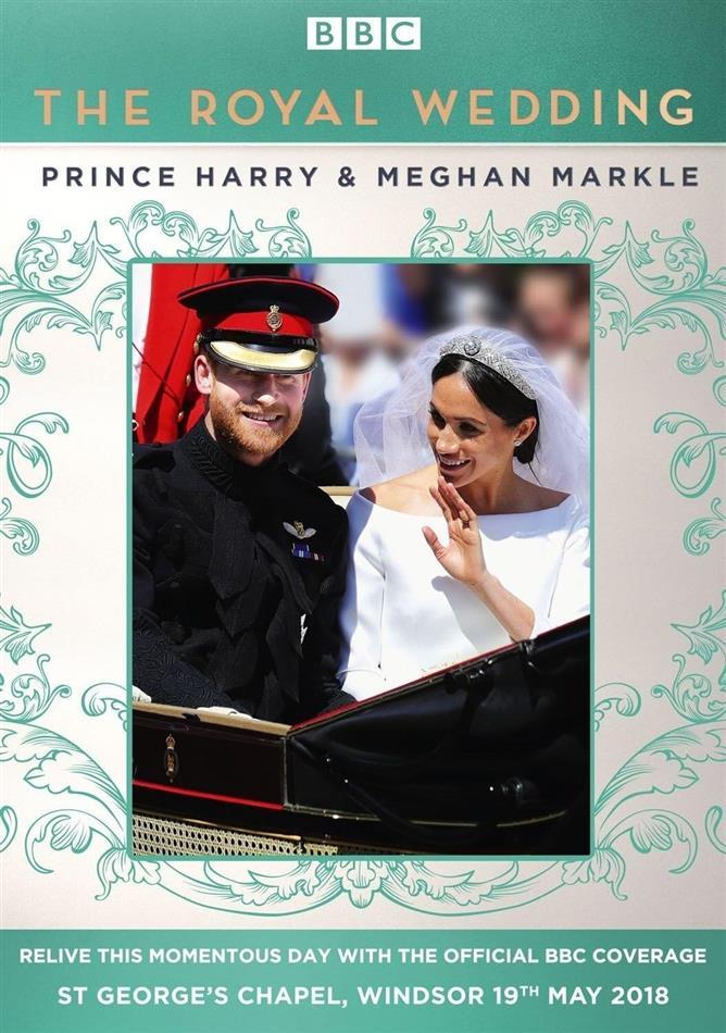 The Royal Wedding - Prince Harry & Meghan Markle (BBC)