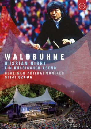 Berliner Philharmoniker & Seiji Ozawa - Waldbühne in Berlin 1993 - Russian Night (Euro Arts)