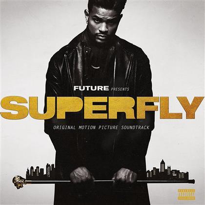 Future, Lil Wayne & 21 Savage - SUPERFLY - OST