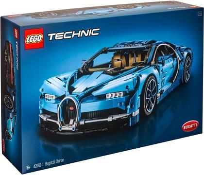 LEGO© 42083 Technic - Bugatti Chiron