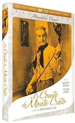 Le comte de Monte Cristo (1934) (Collector's Edition, Blu-ray + DVD)