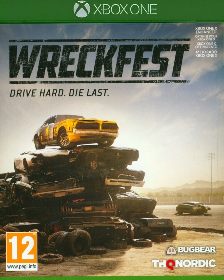 Wreckfest
