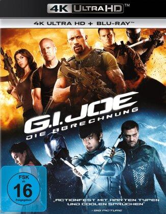G.I. Joe - Die Abrechnung (2012) (4K Ultra HD + Blu-ray)