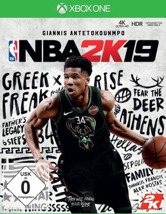 NBA 2k19 (German Edition)