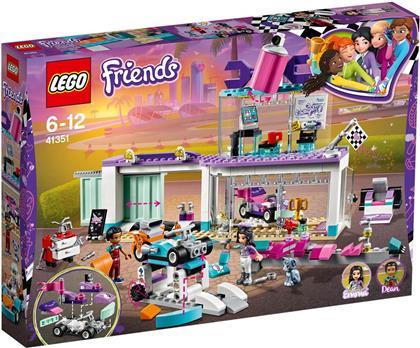 LEGO© 41351 Friends - Tuning Werkstatt