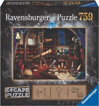 Escape Puzzle 1: Sternwarte - 759 Teile Puzzle