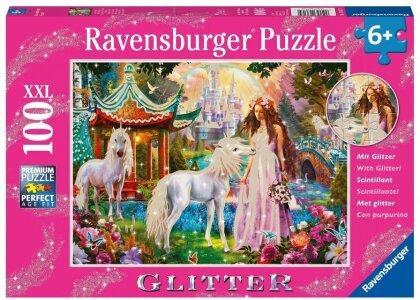 Im Reich der Blütenkönigin - Puzzle