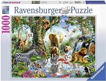 Abenteuer im Dschungel - Puzzle 1000 Teile