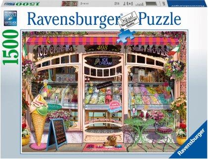 Ice Cream Shop - Puzzle