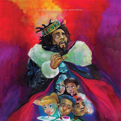 J. Cole - Kod (LP)