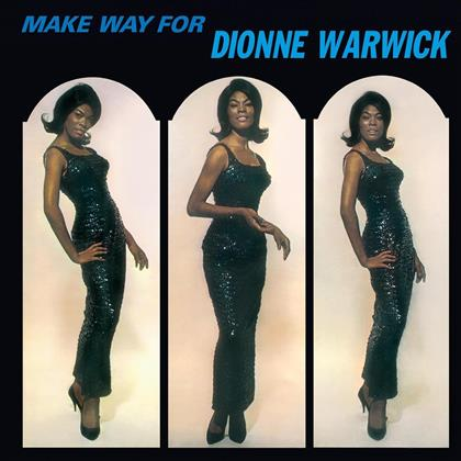 Dionne Warwick - Make Way For Dionne Warwick (Wax Love, LP)