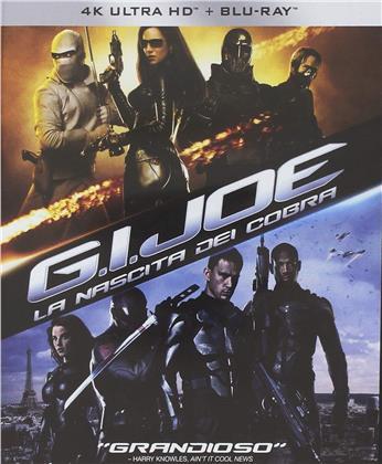 G.I. Joe - La nascita dei Cobra (2009) (4K Ultra HD + Blu-ray)