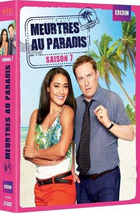 Meurtres au Paradis - Saison 7 (BBC, 3 DVDs)