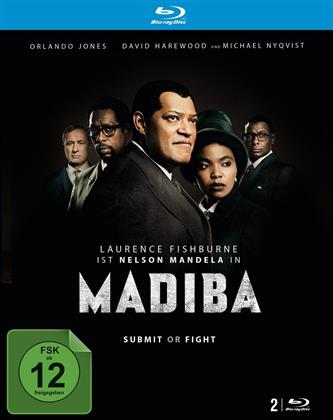 Madiba - TV Mini-Serie (2 Blu-rays)