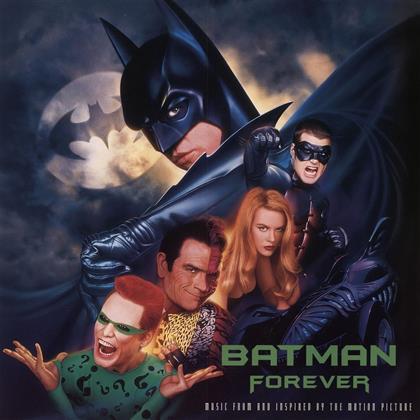 Batman Forever - OST (2 LPs)