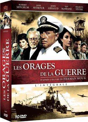 Les orages de la guerre - L' Intégrale - Mini-série (10 DVDs)