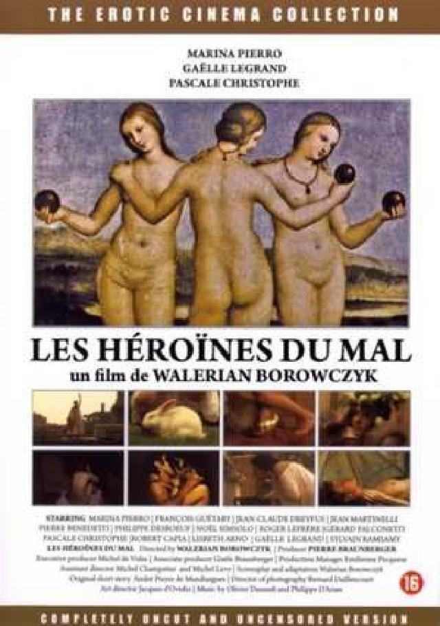 Les héroïnes du mal (1979) (Slipcase Edition, Deluxe Edition, Uncut)