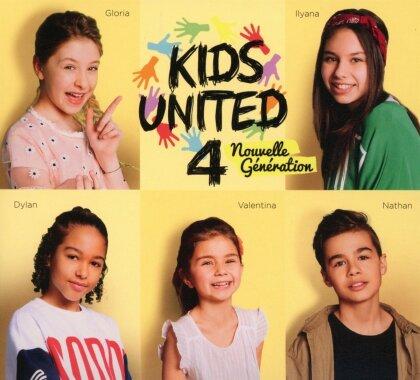 Kids United Nouvelle Génération - Au Bout De Nos Reves (Digipack)
