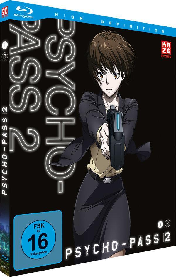 Psycho-Pass - Staffel 2.1