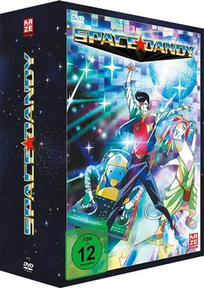 Space Dandy - Staffel 1 (Gesamtausgabe, 4 DVDs)