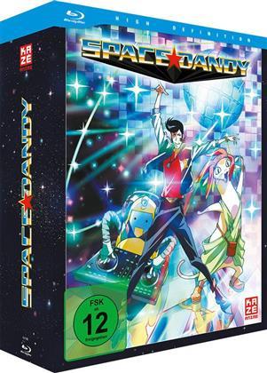 Space Dandy - Staffel 1 (Gesamtausgabe, 4 Blu-rays)
