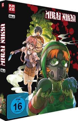 Mirai Nikki - Staffel 1 - Vol. 2