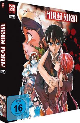 Mirai Nikki - Staffel 1 - Vol. 4