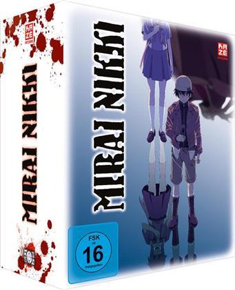 Mirai Nikki - Staffel 1 - Vol. 1 (+ Sammelschuber, Limited Edition)