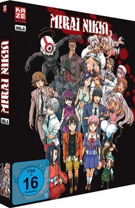 Mirai Nikki - Staffel 1 - Vol. 5