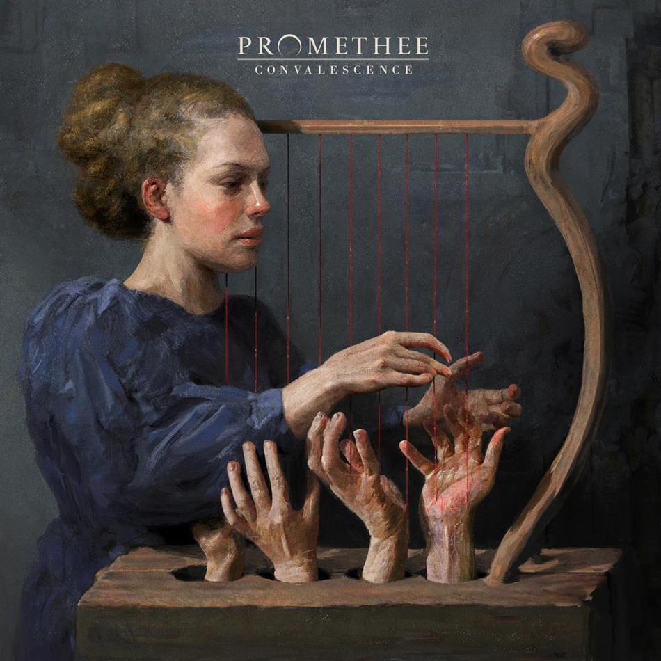 Promethee - Convalescence (LP)