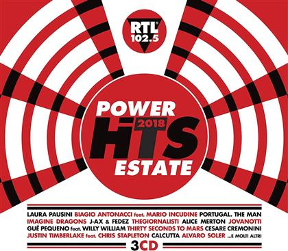 Power Hits Estate 2018 (3 CDs)