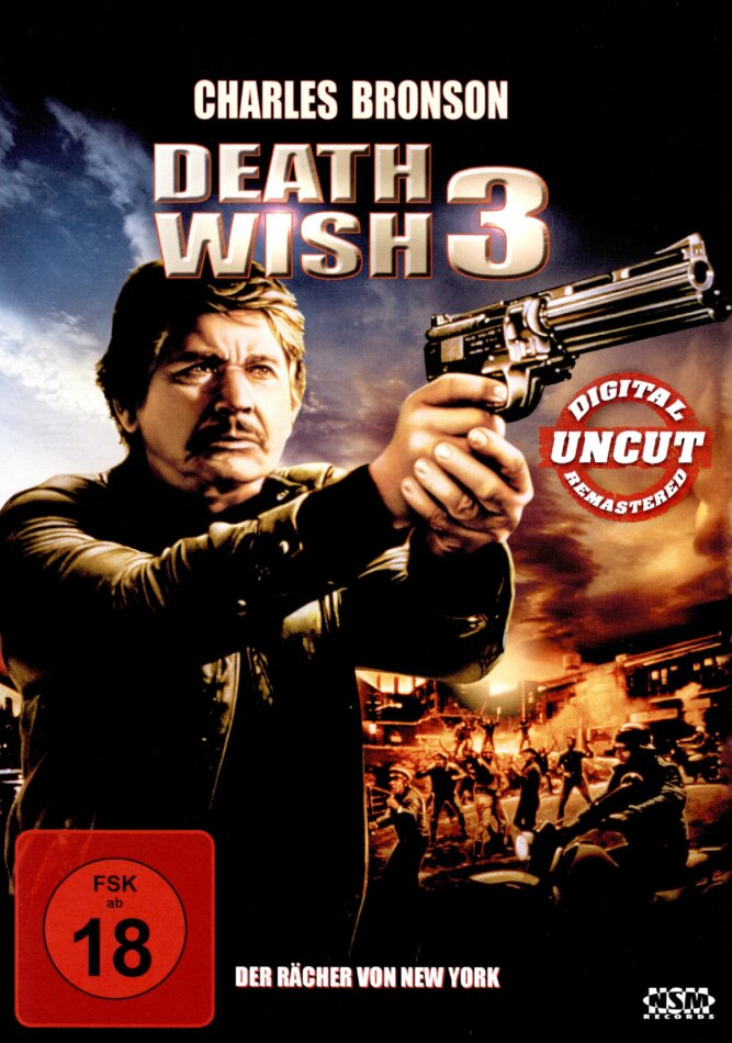 Death Wish 3 (1985) (Remastered, Uncut)