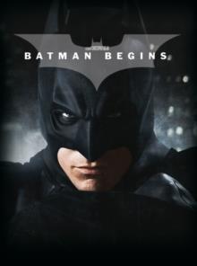 Batman Begins (2005) (4K Ultra HD + 2 Blu-rays)