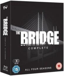 The Bridge - Seasons 1-4 (9 Blu-rays)