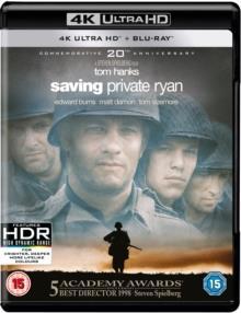 Saving Private Ryan - 4K Uhd (1998) (4K Ultra HD + Blu-ray)