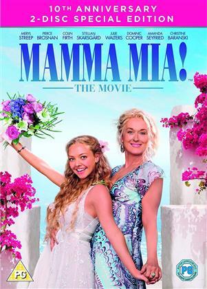 Mamma Mia! (2008) (10th Anniversary Edition, Special Edition, 2 DVDs)