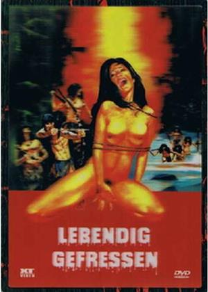 Lebendig gefressen (1980) (Lenticular, Steelbook, Uncut)