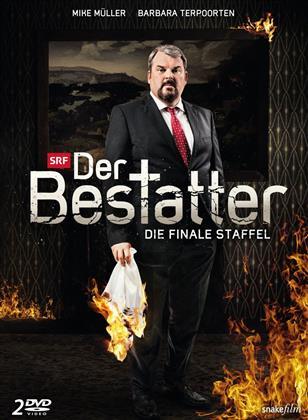 Der Bestatter - Staffel 7 - Die Finale Staffel (2 DVDs)