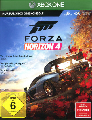 Forza Horizon 4 (German Edition)