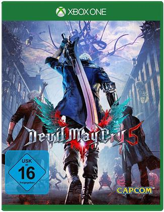 Devil May Cry 5 (German Edition)