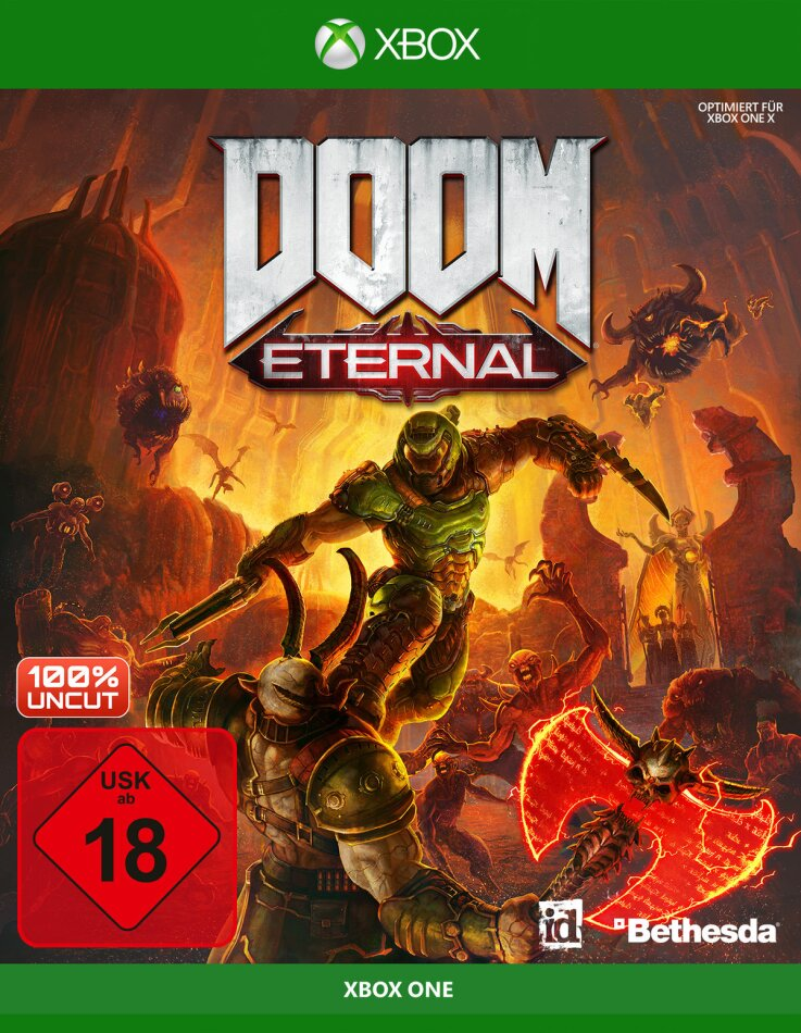 Doom Eternal (German Edition)