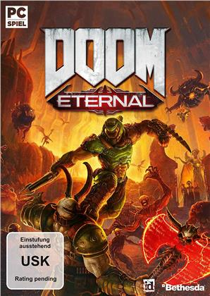 Doom Eternal (German Edition)