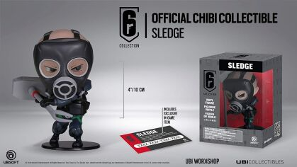 Rainbow Six Siege Collection - Sledge Figur inkl. Ingame Code