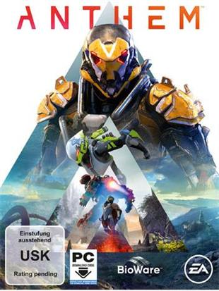 Anthem (Code in a Box) (German Edition)