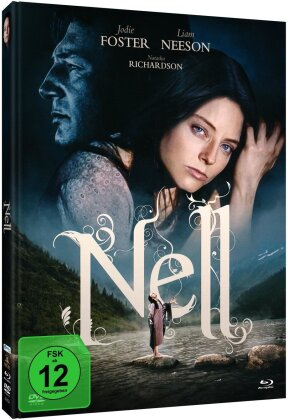 Nell (1994) (Limited Edition, Mediabook, Blu-ray + DVD)