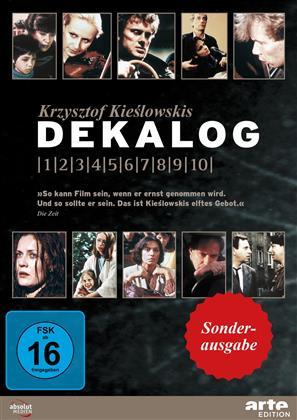 Dekalog (Sonderausgabe, 6 DVDs)