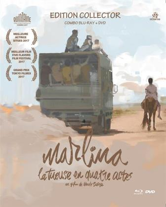 Marlina - La tueuse en quatre actes (2017) (Collector's Edition, Blu-ray + DVD)